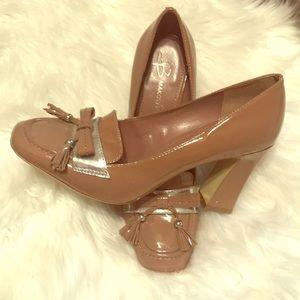 Shoes - B Makowsky High Heel Loafers